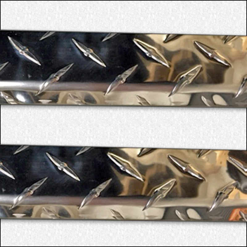 Diamond Plating Trim
